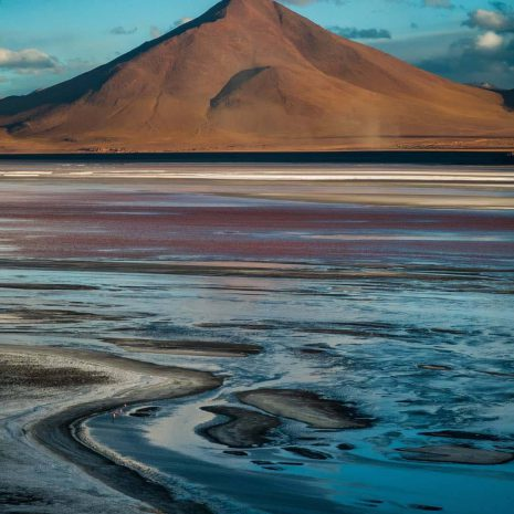 Red Lake Bolivia