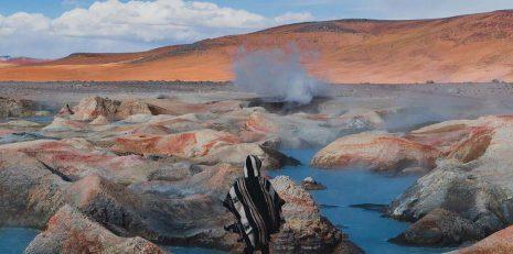 Sol de Mañana Geysers Bolivia