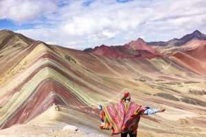 Rainbow Mountain Cusco, Peru