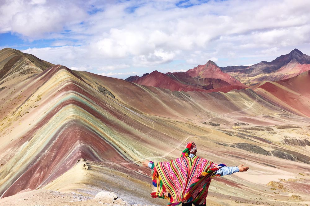 Rainbow Mountain Cusco, Peru