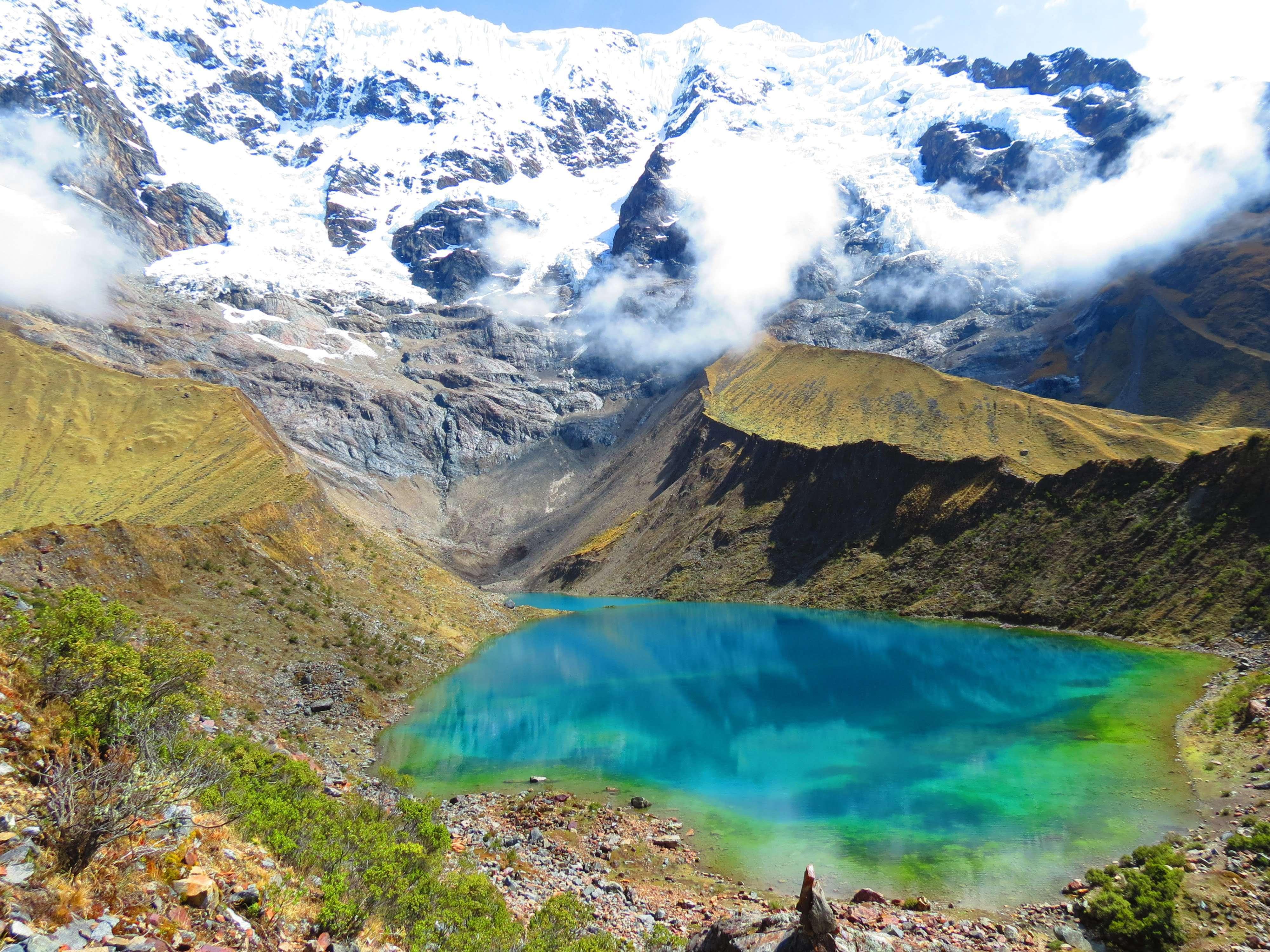 humantay lake – visit south america – salkantay trek | Visit South ...