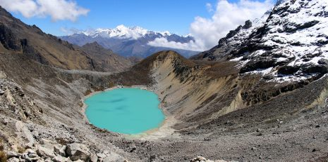 visit south america - salkantay - humantay lake