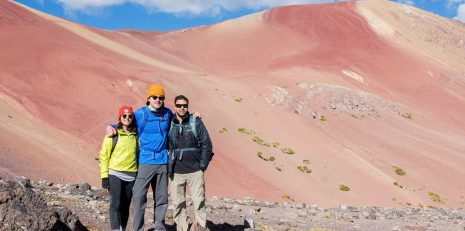 Visit South America Rainbow Mountain 2Day Tour 1