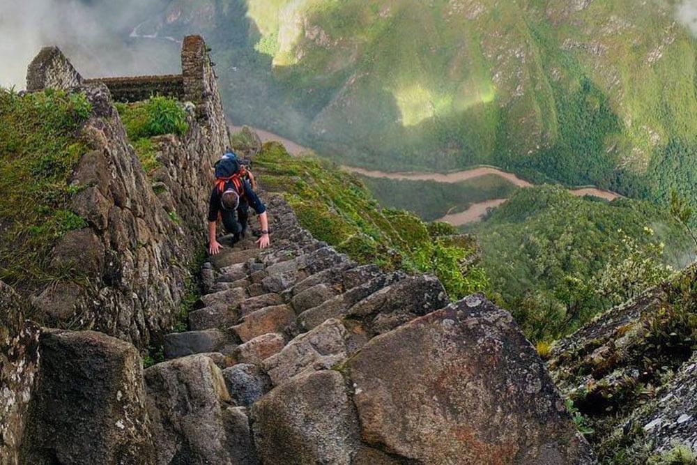 Huayna Picchu final