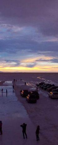 Salar de Uyuni Atardecer 2