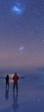 Salar de Uyuni Reflect