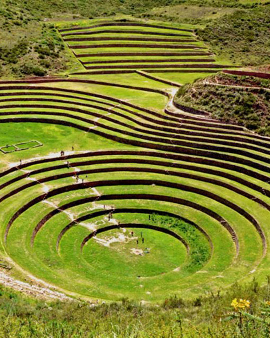 4 Sacred Valley