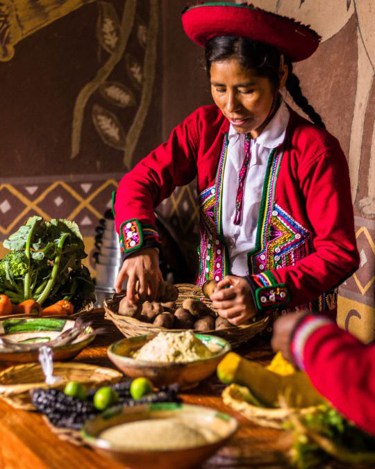 7 Sacred Valley