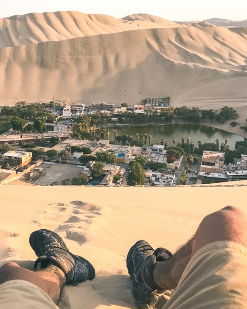 Huacachina Full Day Visit South America - a