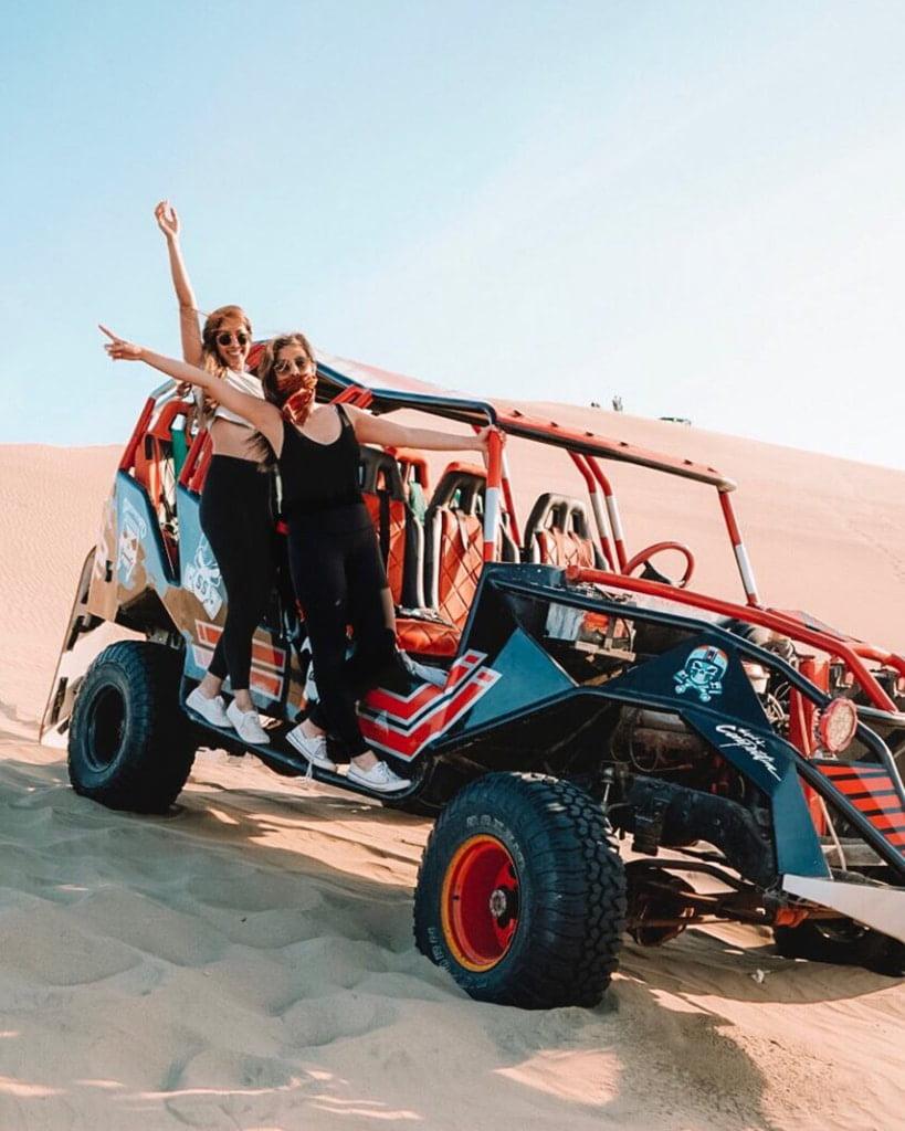Huacachina Full Day Visit South America - c