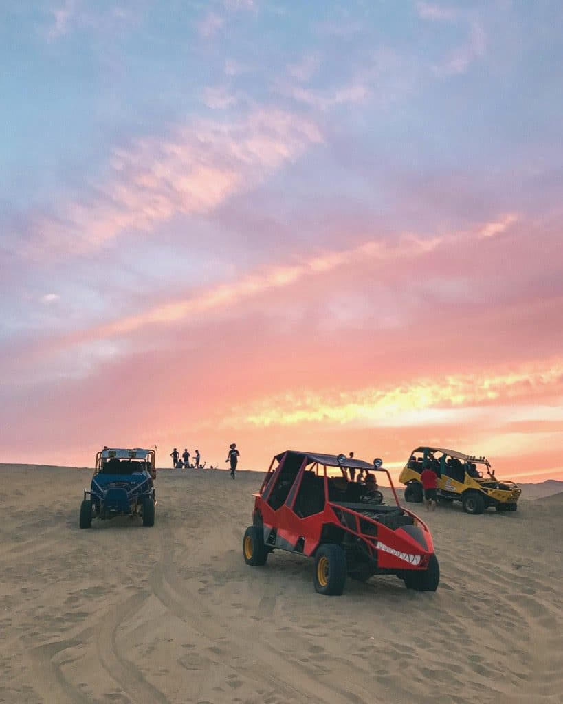 Huacachina Full Day Visit South America - d